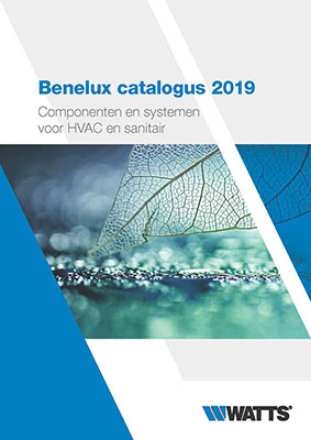 Watts Benelux catalogus 2019
