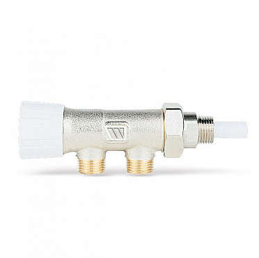 Nickel-plated valve 119SX