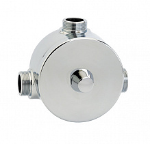 High Protection anti-vandalism and inviolability mixing valve ULTRAMIX HP