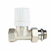 Thermostatic adaptable valve straight female 179U