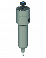 Heated self-cleaning filter 31008FERE