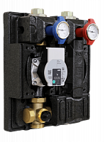 KLS25 with thermostatic mixing valve