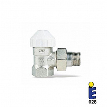 Nickel-plated thermostatic valve 130SN
