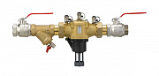 Backflow preventer BABM protection set