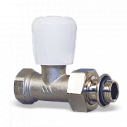 Thermostatic adaptable valves TRV (preset Kv)